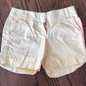JCrew chino shorts